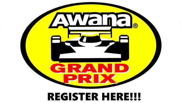 Awana Grand Prix - Register
