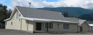 Lolo Community Church, Lolo Montana