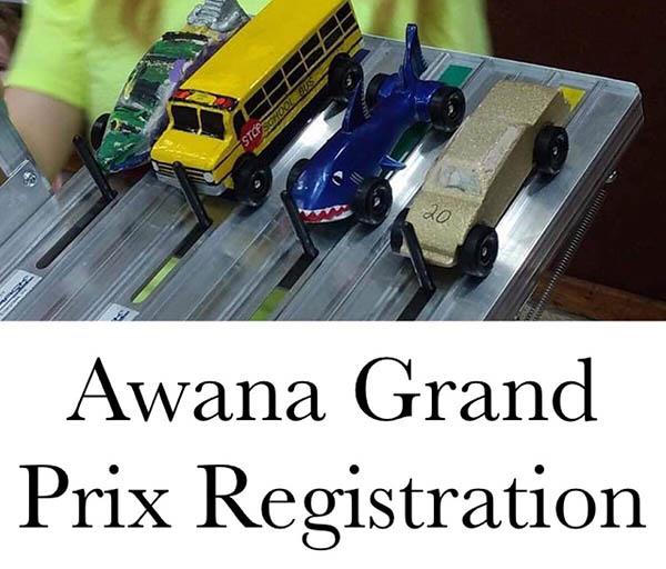 Awana Grand Prix 2018